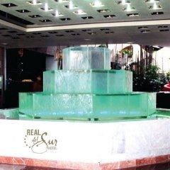 Отель Real Del Sur Мехико интерьер отеля фото 2