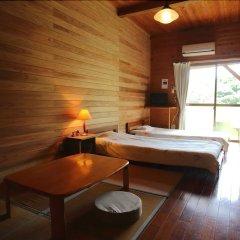 Отель Yakushima Shikinoyado Onoaida Якусима комната для гостей
