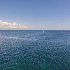 Отель Elba Sunset Mallorca Thalasso Spa пляж
