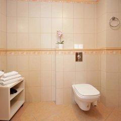 Отель Theatre Residence Apartments Чехия, Прага - 3 отзыва об отеле, цены и фото номеров - забронировать отель Theatre Residence Apartments онлайн ванная фото 2