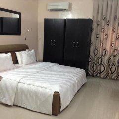 Отель Primal Hotel Нигерия, Лагос - отзывы, цены и фото номеров - забронировать отель Primal Hotel онлайн комната для гостей фото 2