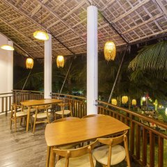 Ally Beach Boutique Hotel Hoian питание