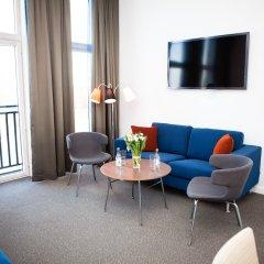 Отель First Hotel River C Швеция, Карлстад - отзывы, цены и фото номеров - забронировать отель First Hotel River C онлайн балкон