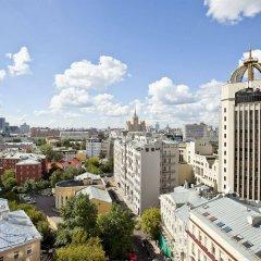 Апартаменты Moscow Suites Apartments Arbat балкон