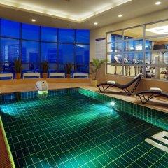 Отель Sheraton Poznan Hotel Польша, Познань - отзывы, цены и фото номеров - забронировать отель Sheraton Poznan Hotel онлайн бассейн фото 2