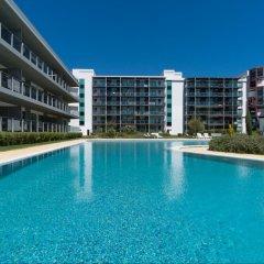 Отель Akisol Vilamoura Garden Пешао бассейн