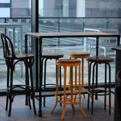 Отель Park Inn by Radisson Manchester City Centre балкон