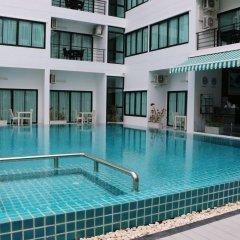 Отель I-Talay Resort бассейн фото 2