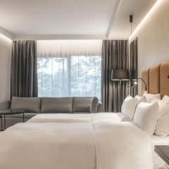 Отель Radisson Collection Hotel Warsaw Польша, Варшава - 12 отзывов об отеле, цены и фото номеров - забронировать отель Radisson Collection Hotel Warsaw онлайн комната для гостей фото 2