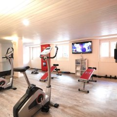Отель Residence Lamartine фитнесс-зал фото 4