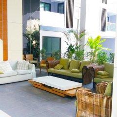 Отель Tropical Garden Pratumnak Паттайя интерьер отеля