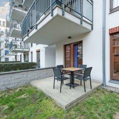 Апартаменты Blue Mandarin Apartments - Szafarnia фото 4