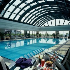 Отель Pan Pacific Hanoi бассейн фото 3