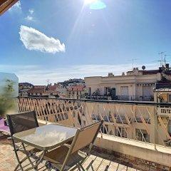 Отель Gibraltar Terrasse by Nestor&Jeeves балкон