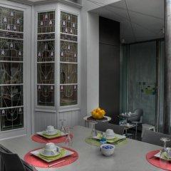 Отель B&B Contrast Бельгия, Брюгге - отзывы, цены и фото номеров - забронировать отель B&B Contrast онлайн питание фото 2