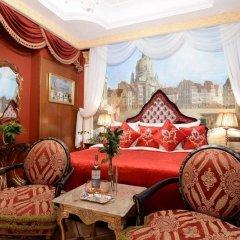 Отель Trezzini Palace 5* Стандартный номер фото 21