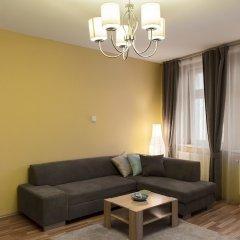 Апартаменты Apartment for 10 Guests Top Center of Prague комната для гостей фото 5
