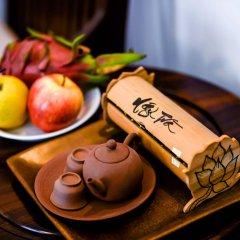 Отель Golden Peach Villa Hoi An в номере