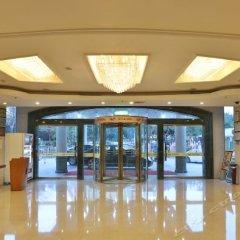 Отель Sea View Garden Hotel Xiamen Китай, Сямынь - отзывы, цены и фото номеров - забронировать отель Sea View Garden Hotel Xiamen онлайн интерьер отеля фото 3