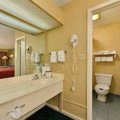 Отель Americas Best Value Inn-Meridian ванная фото 2