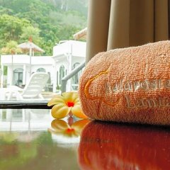 Отель Chalaroste Lanta The Private Resort Ланта ванная
