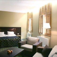 Hanza hotel комната для гостей фото 5