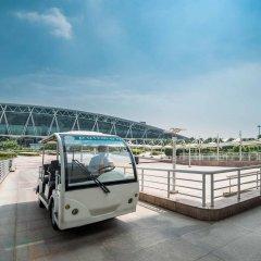 Отель Pullman Guangzhou Baiyun Airport городской автобус