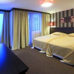 Отель Royal Park Apartments Болгария, Банско - отзывы, цены и фото номеров - забронировать отель Royal Park Apartments онлайн комната для гостей фото 3