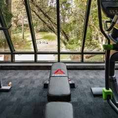 Amora Hotel Auckland фитнесс-зал фото 3