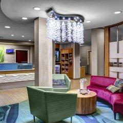 Отель Springhill Suites Columbus Airport Gahanna США, Гаханна - отзывы, цены и фото номеров - забронировать отель Springhill Suites Columbus Airport Gahanna онлайн развлечения