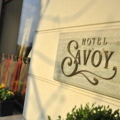 Отель Savoy интерьер отеля