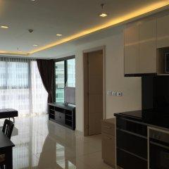 Апартаменты Wong Amat Tower By Liberty Group Apartment Паттайя в номере