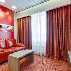 Ред Старз Отель 4* Стандартный номер с двуспальной кроватью фото 16