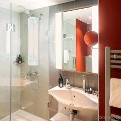Отель Aparthotel Adagio Köln City Германия, Кёльн - 5 отзывов об отеле, цены и фото номеров - забронировать отель Aparthotel Adagio Köln City онлайн ванная