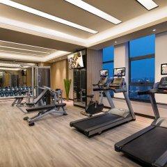 Отель Citadines Gaoxin Xi'an фитнесс-зал