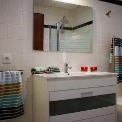 Отель Azores Pedra Apartments Португалия, Понта-Делгада - отзывы, цены и фото номеров - забронировать отель Azores Pedra Apartments онлайн ванная фото 2