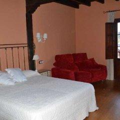 Отель Posada El Jardin de Angela Испания, Сантандер - отзывы, цены и фото номеров - забронировать отель Posada El Jardin de Angela онлайн комната для гостей фото 2