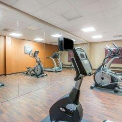 Отель Comfort Suites Atlanta Airport фитнесс-зал