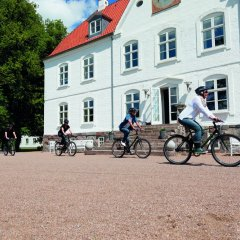 Haraldskær Sinatur Hotel & Konference спортивное сооружение
