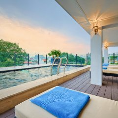 O'Gallery Majestic Hotel & Spa бассейн