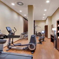 Отель Residence Inn By Marriott City East Мюнхен фитнесс-зал фото 4