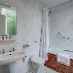 Отель Hilton Edinburgh Grosvenor ванная