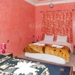 Отель Résidence Marwa Марокко, Уарзазат - отзывы, цены и фото номеров - забронировать отель Résidence Marwa онлайн комната для гостей фото 4