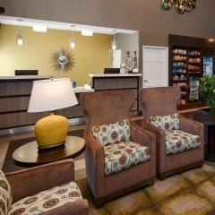 Отель Comfort Suites Hilliard Хиллиард интерьер отеля