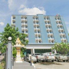 Отель 88 Living парковка