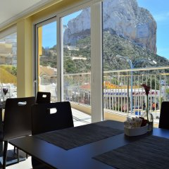 Отель Porto Calpe гостиничный бар
