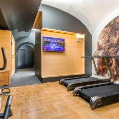 Hotel Moments Budapest фитнесс-зал фото 3