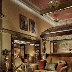 Отель Art Deco Imperial Hotel Чехия, Прага - 11 отзывов об отеле, цены и фото номеров - забронировать отель Art Deco Imperial Hotel онлайн интерьер отеля фото 3