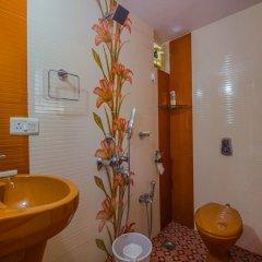 Отель OYO 12903 Home 2BHK Hollant beach Гоа ванная фото 2