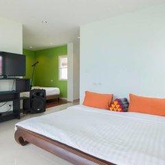 Отель Fu Suvarnabhumi Бангкок комната для гостей